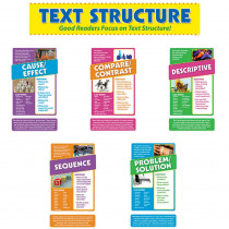 EP-2282 - Text Structure Bulletin Board Set in Language Arts
