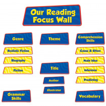 EP-2285 - Reading Focus Wall in Language Arts