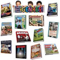 EP-2292 - Exploring Genres Bulletin Board Set in Social Studies