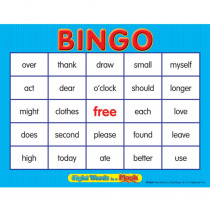 EP-2339 - Sight Words In A Flash Bingo Gr 1-2 in Bingo
