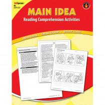 EP-2364 - Main Idea Comprehension Book Red Level in Comprehension