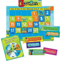EP-2388 - Pete The Cat Calendar Kit in Calendars