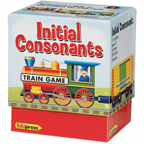 EP-2594 - Train Game Initial Consonants in Language Arts