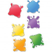 EP-2650 - Paint Splotches Mini Accents in Accents