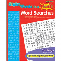 EP-265 - Sight Word Searches Challenging Gr 4& Up in Sight Words