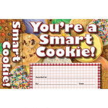 EP-3076 - Youre A Smart Cookie Bookmark Awards in Bookmarks