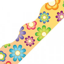 EP-3175 - Flower Power Border in Border/trimmer