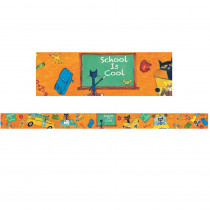 EP-3268 - Pete The Cat School Is Cool Spotlight Border in Border/trimmer