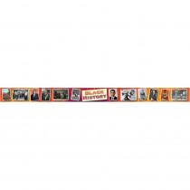 EP-330 - Black History Postcards Photo Border in Border/trimmer