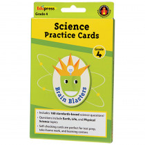 EP-3392 - Science Brain Blasters Gr 4 in Science