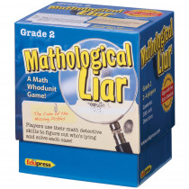 EP-3395 - Mathological Liar Gr 2 in Math