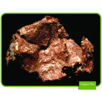 EP-3445 - Science Reading Comp Cards Rocks & Minerals in Earth Science
