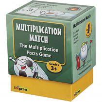 EP-3552 - Multiplication Match Last One Standing Game in Math