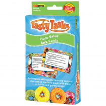 EP-3658 - Math Tasty Task Cards Place Value in Place Value