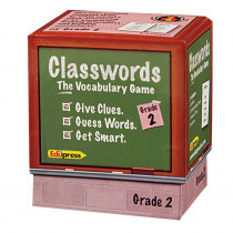 EP-3750 - Classwords Vocabulary Gr 2 in Vocabulary Skills