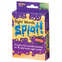 EP-3757 - Sight Words Splat Gr K-1 in Language Arts