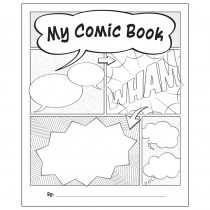 My Own Books: My Comic Book - EP-60007 | Teacher Created Resources | Classroom Activities