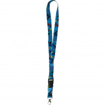 Pete The Cat Lanyard - EP-60257 | Teacher Created Resources | Accessories