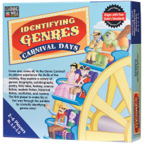 EP-LRN2014 - Identifying Genres Carnival Days Blue Level 3.5-5.0 in Language Arts