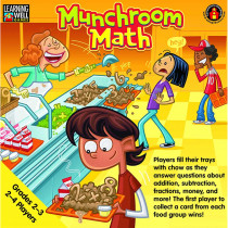EP-LRN250 - Munchroom Math Gr 2-3 in Math