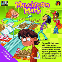 EP-LRN251 - Munchroom Math Gr 4-5 in Math