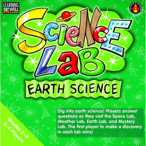 EP-LRN260 - Science Lab Earth Science Gr 2-3 in Science