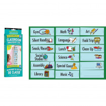 ESD210 - Gr 1-7 Daily Classroom Schedule Visual in Classroom Management