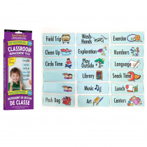 ESD213 - Prek/K Class Daily Visual Schedule in Classroom Management