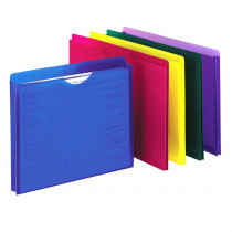 ESS50990 - Pendaflex Poly File Jackets 10 Ct Letter Size in Storage