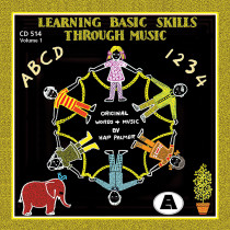 ETACD514 - Learning Basic Skills Thru Music Volume 1 in Cds