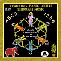 ETACD514 - Learning Basic Skills Thru Music Volume 1 in Cds