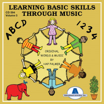 ETACD594 - Learning Basic Skills Thru Music Vol 5 in Cds