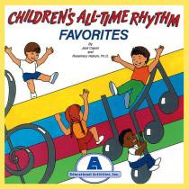 ETACD630 - Childrens All-Time Rhythm Favorites in Cds