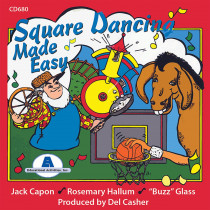 ETACD680 - Square Dancing Made Easy in Cds