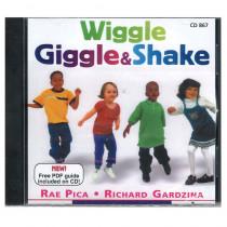 ETACD867 - Wiggle Giggle And Shake in Cds