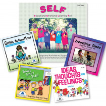 ETACDSET5433 - Self Social And Emotional Learning Fun in Cds