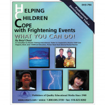 ETADVD794 - Helping Children Cope Frightening Events in Dvd & Vhs