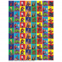 EU-621006 - Marvel Super Hero Adventure 88Up Stickers Mini in Stickers