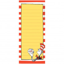 EU-643614 - Dr Seuss Classic Note Pads 3.5X8.5In in Note Books & Pads