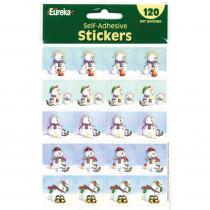 EU-655038 - Snowmen Theme Stickers in Holiday/seasonal