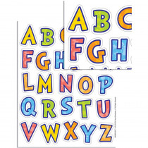 EU-655083 - Dr Seuss Spot On Seuss Stickers Alphabet in Stickers