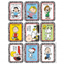 EU-655111 - Stickers Peanuts Characters in Stickers