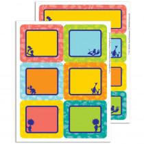 EU-656150 - Dr Seuss Spot On Seuss Label Stickers in Name Tags