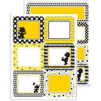 EU-656152 - Peanuts Touch Of Class Label Stickers in Name Tags