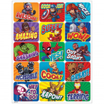 EU-657302 - Marvel Super Hero Adventur Stickers Success in Stickers