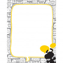 EU-812104 - Peanuts Touch Class Computer Paper in General