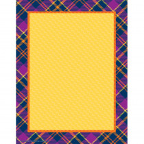EU-812107 - Plaid Attitude Computer Paper in Design Paper/computer Paper