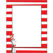 EU-812110 - Dr Seuss The Cat In The Hat Computer Paper in Design Paper/computer Paper
