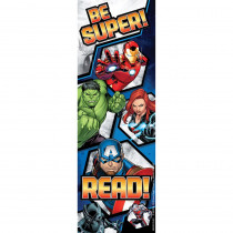 EU-834021 - Marvel Bookmarks in Bookmarks