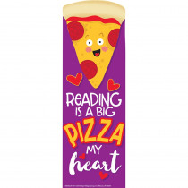 EU-834023 - Pizza Bookmarks Scented in Bookmarks